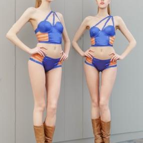 女人3D模型【ID:626231591】