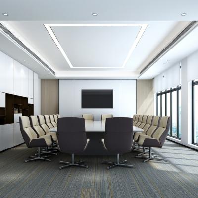 现代办公会议室3D模型【ID:728468870】