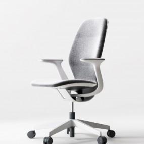 现代办公职员椅3D模型【ID:227783955】