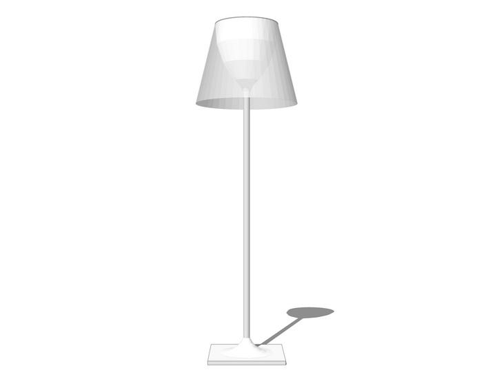 落地燈SU模型【ID:436350229】