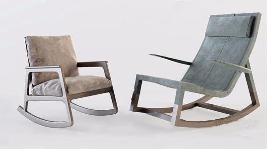 现代躺椅3D模型【ID:231429612】