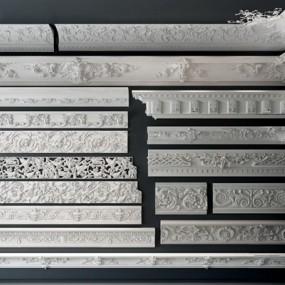 欧式雕花石膏线组合365彩票【ID:828128465】