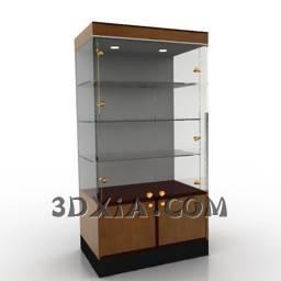 d柜子sdown-306-3DS格式3D模型【ID:20942】