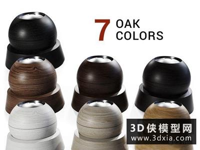 木纹贴图国外3D模型【ID:929355630】