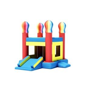 橡胶儿童滑梯3D模型【ID:215267440】