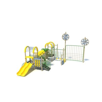 儿童滑梯3D模型【ID:215267494】