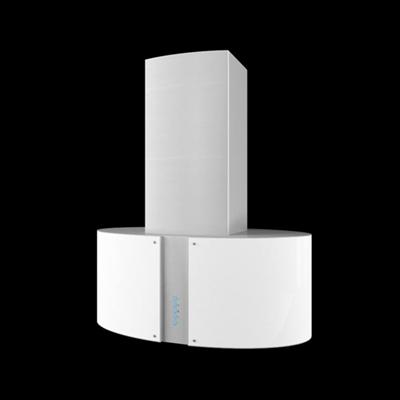 白色油烟机3D模型【ID:215281296】