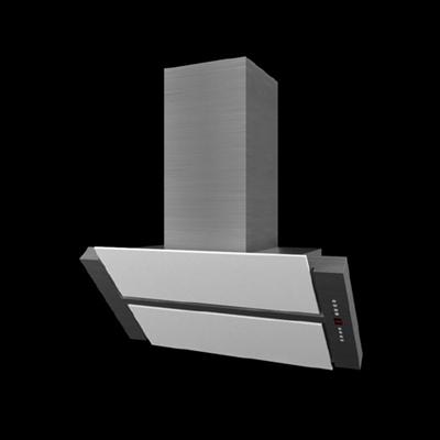 灰色油烟机3D模型【ID:215282246】