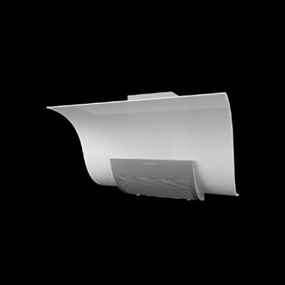 白色油烟机3D模型【ID:215282250】