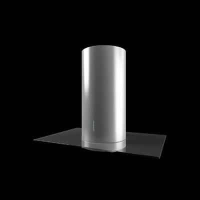 灰色油烟机3D模型【ID:215282253】