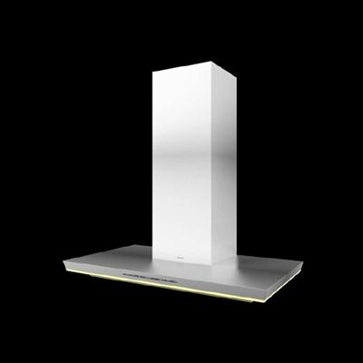 白色油烟机3D模型【ID:215282258】