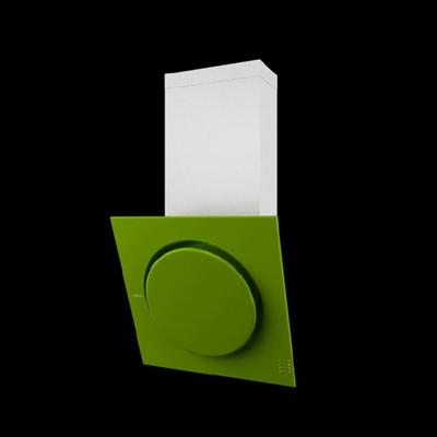 绿色油烟机3D模型【ID:215431281】