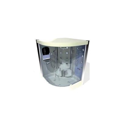 透明淋浴间123D模型【ID:215475531】
