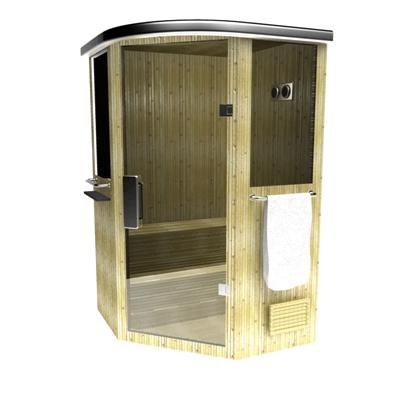 透明淋浴间253D模型【ID:215475557】