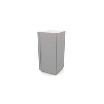 白模油烟机163D模型【ID:215476201】