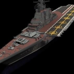军用舰船13D模型【ID:216934878】
