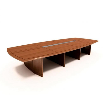 会议桌13D模型【ID:216968357】