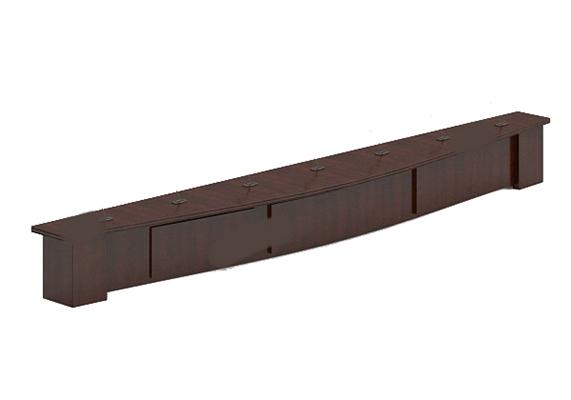 会议桌43D模型【ID:216968368】