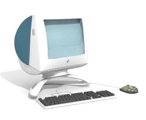 电脑113D模型【ID:217096631】