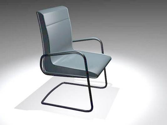 办公椅103D模型【ID:217129994】