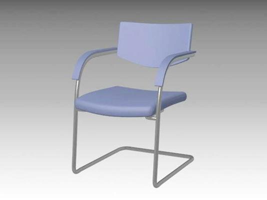 办公椅193D模型【ID:217130908】