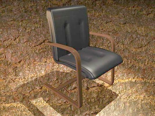 办公椅373D模型【ID:217130940】