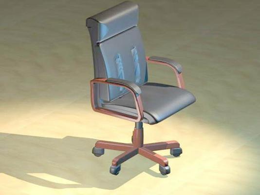 办公椅413D模型【ID:217130947】