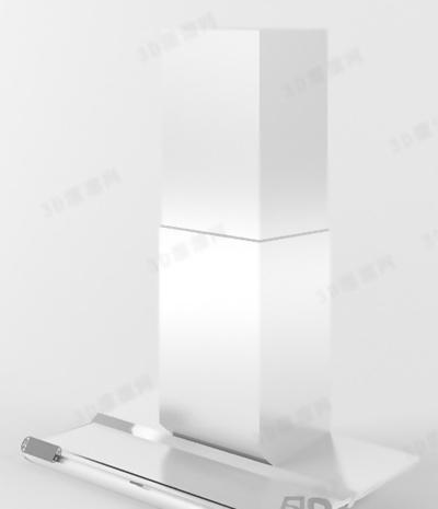 油烟机13D模型【ID:217132239】