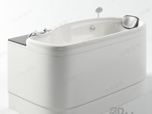 浴缸23D模型【ID:217133020】