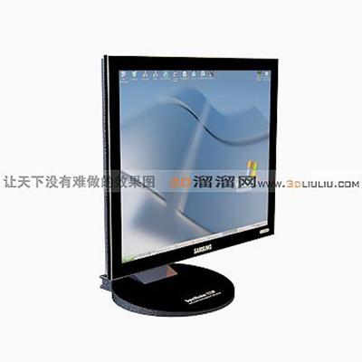 电脑63D模型【ID:217214629】