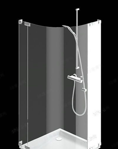 淋浴间23D模型【ID:217257580】