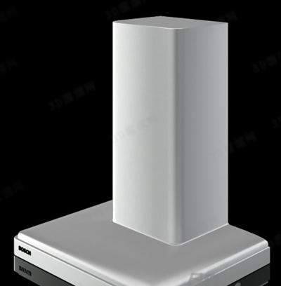 油烟机23D模型【ID:217312284】