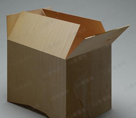箱子13D模型【ID:217332463】