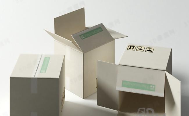 箱子23D模型【ID:217333417】