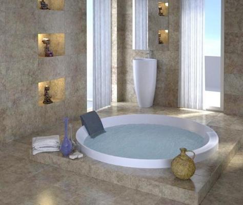 浴缸63D模型【ID:217380034】