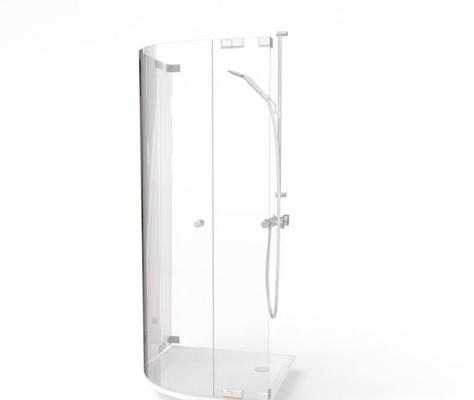 淋浴间23D模型【ID:217383533】