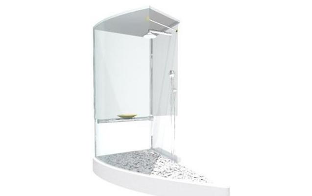 淋浴间33D模型【ID:217383534】