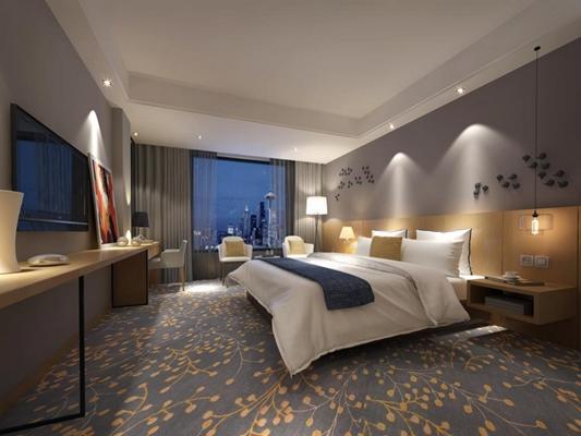 酒店客房3D模型【ID:427950670】