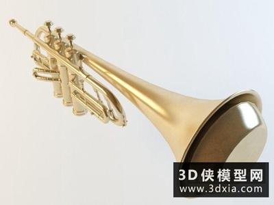 小号国外3D模型【ID:229716079】