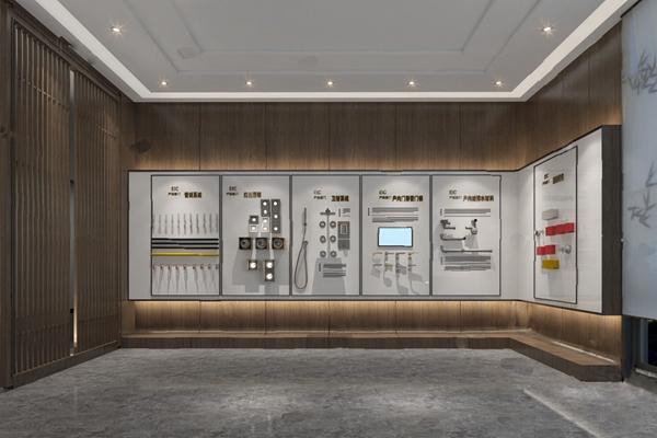 展厅3D模型【ID:220010838】
