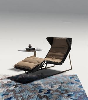 現代躺椅3D模型【ID:732386363】