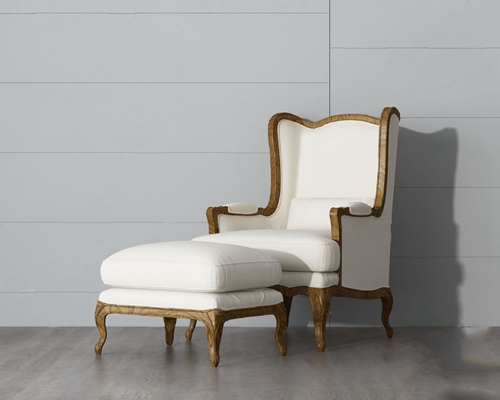 单人沙发3D模型【ID:920026641】