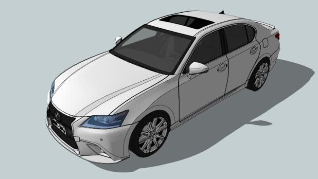 雷克萨斯ESSU模型【ID:739535999】