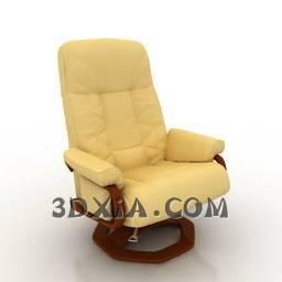 办公椅c免费down-51-3DS格式3D模型【ID:23425】
