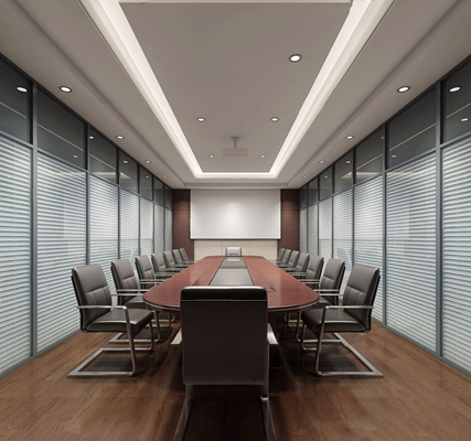 現代會議室3D模型【ID:728308857】