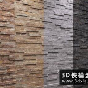 文化石国外3D模型【ID:929450651】