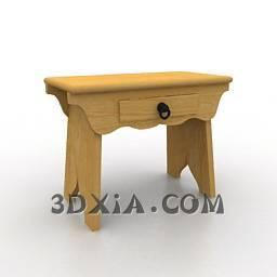 d辦公桌s免費down-14-3DS格式3D模型【ID:24753】