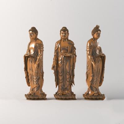 中式雕塑3D模型【ID:320610865】