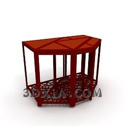 d各类桌子sdown-122-3DS格式3D模型【ID:25606】
