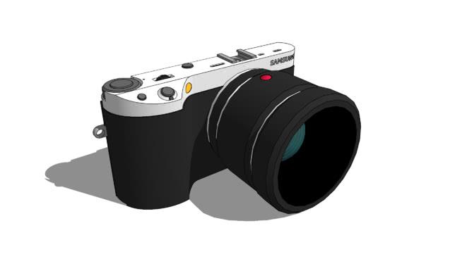 数码相机SU模型【ID:739549925】
